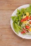 σαλάτες στοκ εικόνες