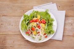 σαλάτες στοκ φωτογραφίες