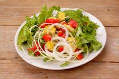 σαλάτες Στοκ Φωτογραφία