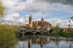 Σαλαμάνκα Ισπανία Στοκ φωτογραφία με δικαίωμα ελεύθερης χρήσης