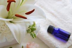 Σαλόνι Aromatherapy Στοκ φωτογραφία με δικαίωμα ελεύθερης χρήσης