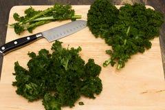 Σγουρό κατσαρό λάχανο στοκ φωτογραφία με δικαίωμα ελεύθερης χρήσης