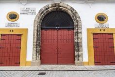 Σεβίλλη, Ανδαλουσία, Ισπανία Στοκ φωτογραφίες με δικαίωμα ελεύθερης χρήσης