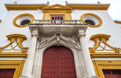 Σεβίλλη, Ανδαλουσία, Ισπανία Στοκ εικόνα με δικαίωμα ελεύθερης χρήσης