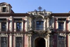 Σεβίλη Αρχιεπίσκοπος Palace Στοκ Εικόνες