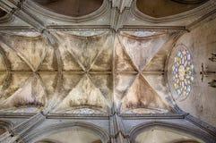 Σεβίλλη: η στέγη του καθεδρικού ναού Στοκ Εικόνες