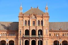 Σεβίλη Ισπανία Στοκ εικόνα με δικαίωμα ελεύθερης χρήσης