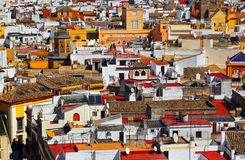Σεβίλλη Ισπανία Στοκ φωτογραφία με δικαίωμα ελεύθερης χρήσης