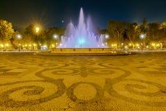 Σεβίλη Ισπανικό τετράγωνο ή Plaza de Espana Στοκ Φωτογραφία
