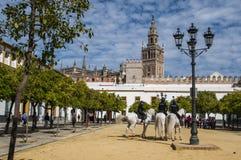 Σεβίλη, Σεβίλλη, Ισπανία, Ανδαλουσία, ιβηρική χερσόνησος, Ευρώπη, Στοκ φωτογραφίες με δικαίωμα ελεύθερης χρήσης