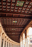 Σεβίλη Σεβίλλη Plaza de Espana Ανδαλουσία Ισπανία Στοκ φωτογραφία με δικαίωμα ελεύθερης χρήσης