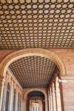 Σεβίλη Σεβίλλη Plaza de Espana Ανδαλουσία Ισπανία Στοκ Φωτογραφίες