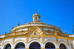 Σεβίλη Casino de Λα Exposicion στη Σεβίλλη Ισπανία Στοκ φωτογραφία με δικαίωμα ελεύθερης χρήσης
