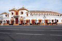 Σεβίλη Plaza de Toros Στοκ Φωτογραφίες