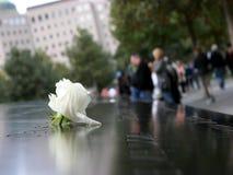 Σεβασμός σε πεσμένη Στοκ Φωτογραφία