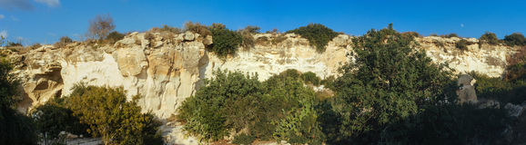Σειρά Άγιων Τόπων - εθνικό πάρκο 1 Beit Guvrin Στοκ φωτογραφία με δικαίωμα ελεύθερης χρήσης