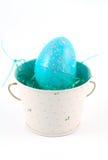 σειρά αυγών Πάσχας Στοκ Φωτογραφίες