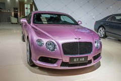 Σειρά αυτοκινήτων Bentley Στοκ Εικόνες