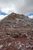 Σειρά βουνών στο εθνικό δρυμός Uinta στη Γιούτα στοκ εικόνες