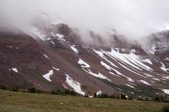 Σειρά βουνών στο εθνικό δρυμός Uinta στη Γιούτα στοκ φωτογραφία με δικαίωμα ελεύθερης χρήσης