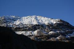 Σειρά βουνών Snowdonia Στοκ Εικόνες