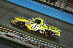 Σειρά παγκόσμιων φορτηγών στρατοπέδευσης NASCAR Στοκ Φωτογραφίες