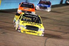 Σειρά παγκόσμιων φορτηγών στρατοπέδευσης NASCAR Στοκ Εικόνες