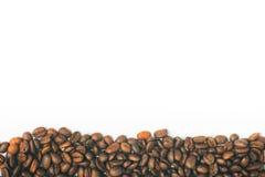 σειρά πλαισίων πλαισίων τροφίμων καφέ φασολιών Arabica Coffea Στοκ εικόνες με δικαίωμα ελεύθερης χρήσης