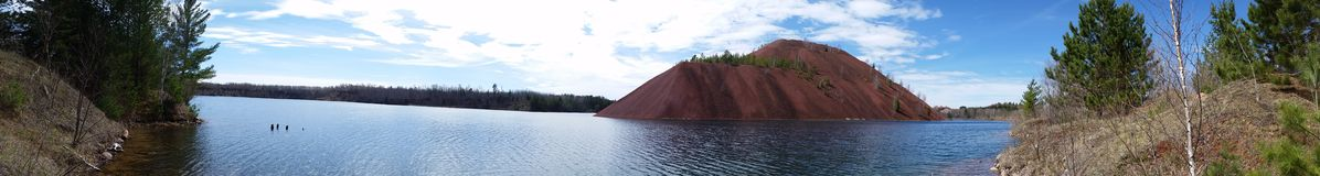 Σειρά σιδήρου Στοκ εικόνα με δικαίωμα ελεύθερης χρήσης