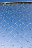 σειρά συνδέσεων φραγών αλυσίδων Στοκ φωτογραφίες με δικαίωμα ελεύθερης χρήσης