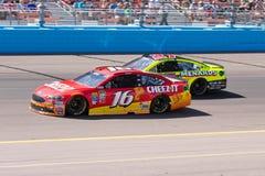 Σειρά φλυτζανιών ορμής NASCAR στο Phoenix Στοκ Εικόνες