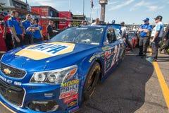 Σειρά φλυτζανιών ορμής NASCAR στο Phoenix Στοκ εικόνα με δικαίωμα ελεύθερης χρήσης