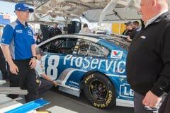 Σειρά φλυτζανιών ορμής NASCAR στο Phoenix Στοκ Φωτογραφίες