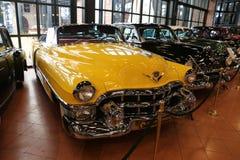 1953 σειρά 62 Cadillac μετατρέψιμη Στοκ εικόνες με δικαίωμα ελεύθερης χρήσης