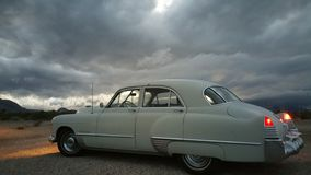 1948 σειρά 62 Cadillac στοκ εικόνες