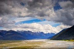 Σειρά Craigieburn, Νέα Ζηλανδία Στοκ φωτογραφία με δικαίωμα ελεύθερης χρήσης
