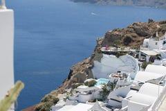 Σειρά Santorini Ελλάδα Στοκ φωτογραφίες με δικαίωμα ελεύθερης χρήσης