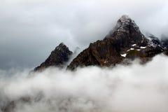 σειρά teton Wyoming Στοκ Εικόνες