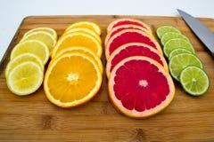 Σειρές των κύκλων φρούτων Στοκ εικόνα με δικαίωμα ελεύθερης χρήσης