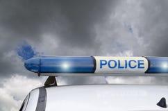 Σειρήνα αστυνομίας στοκ εικόνες