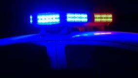 Σειρήνα περιπολικών της Αστυνομίας στοκ εικόνες