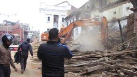 Σεισμός του Νεπάλ στο Κατμαντού φιλμ μικρού μήκους