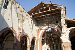 Σεισμός στοκ φωτογραφία