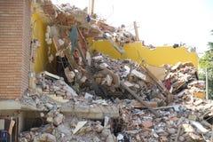 Σεισμός στοκ εικόνα