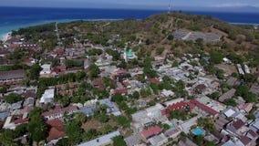 Σεισμός Lombok σε Gili Trawangan φιλμ μικρού μήκους