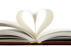 σελίδες αγάπης Στοκ Εικόνα