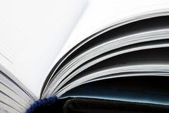 σελίδες Στοκ φωτογραφία με δικαίωμα ελεύθερης χρήσης