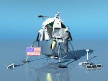 σεληνιακή ενότητα ελεύθερη απεικόνιση δικαιώματος