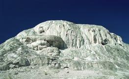 σεληνιακή επιφάνεια Στοκ Φωτογραφίες