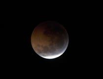 σεληνιακό φεγγάρι συνο&lamb Στοκ Φωτογραφία
